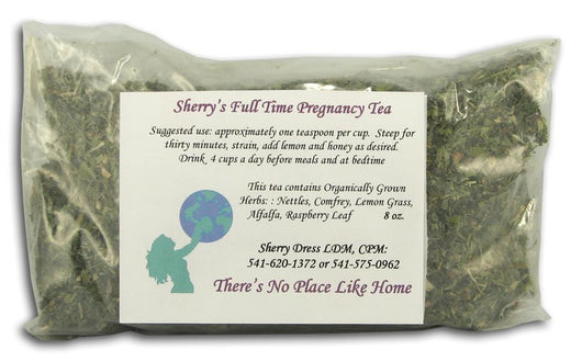 There's No Place Like Home Sherry's Full Time Pregnancy Tea - 8 ozs.