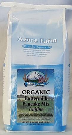 Azure Farm Buttermilk Pancake Mix Organic - 5 lbs.