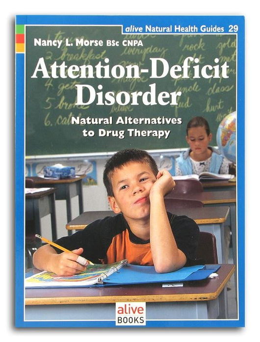 Books Attention-Deficit Disorder - 1 book