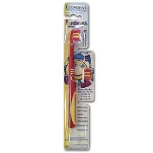 Eco-Dent FUNBrush Replaceable Head Toothbrush - 1 brush
