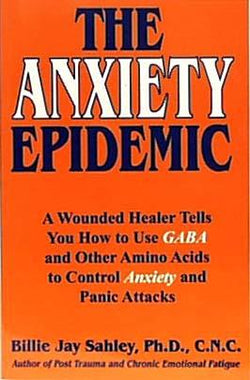 Pain & Stress Center The Anxiety Epidemic - 1 book