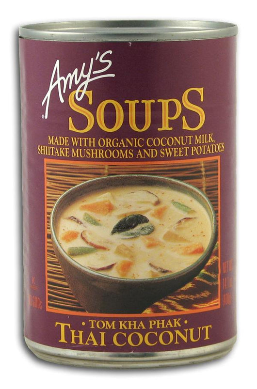 Amy's Thai Coconut Soup Organic - 12 x 14.5 ozs.
