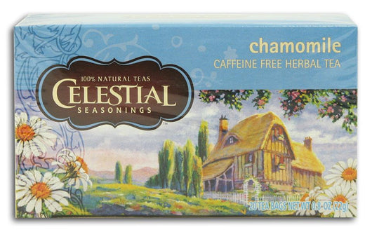 Celestial Seasonings Chamomile Tea - 6 x 1 box