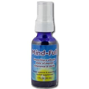 Flower Essence Services Mind-Full-Spray - 1 oz.