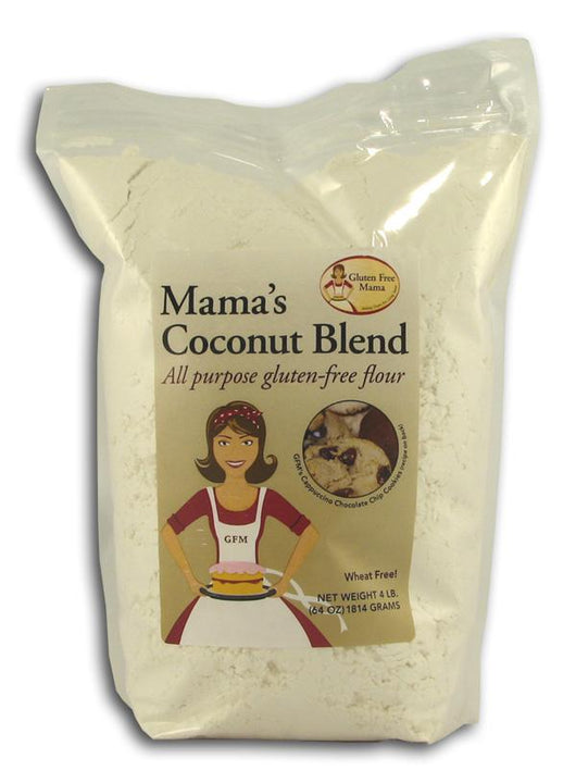 Gluten Free Mama Mama's Coconut Blend (Gluten Free Flour) - 4 lbs.