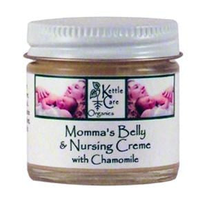 Kettle Care Momma's Belly & Nursing Cream - 2 ozs.