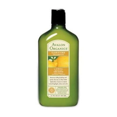 Avalon Lemon Shampoo Organic - 11 ozs.