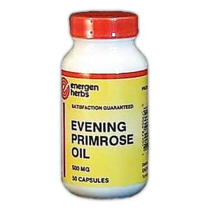 Energen Evening Primrose Oil 500 mg - 50 caps