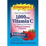 Alacer Emergen-C Raspberry 30 packets