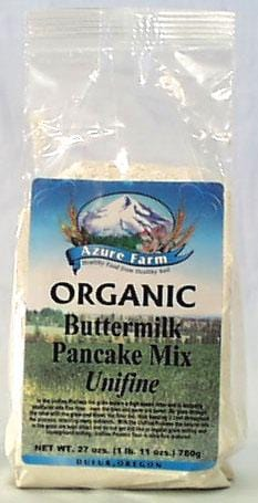 Azure Farm Buttermilk Pancake Mix Organic - 27 ozs.