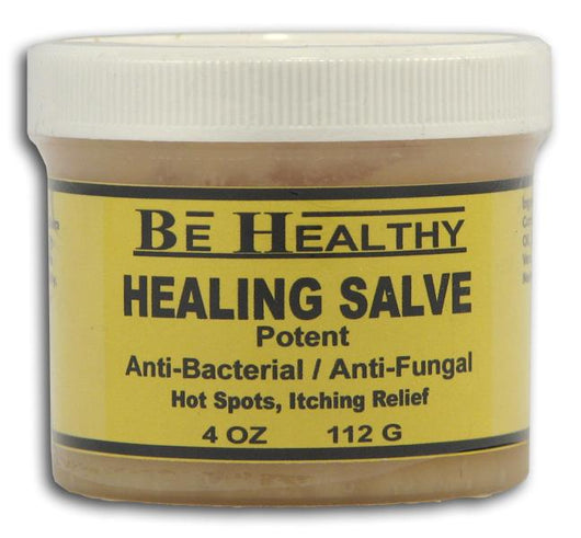 Be Healthy Healing Salve - 4 ozs.