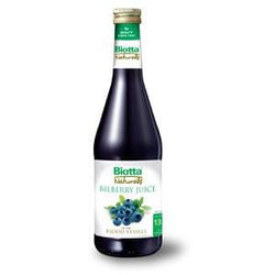 Biotta Bilberry Juice - 16.9 ozs.