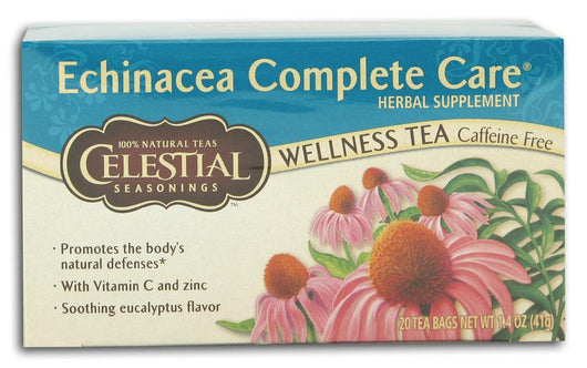 Celestial Seasonings Echinacea Complete Care - 1 box