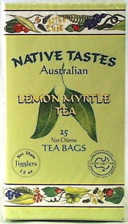 Strand Tea Australian Lemon Myrtle Tea Organic - 1 box