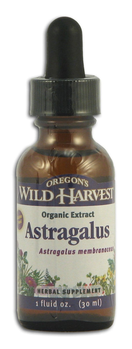 Oregon's Wild Harvest Astragalus Extract Organic - 1 ozs.