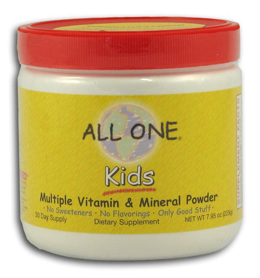 All-One Kids Multiple Vitamin & Mineral Powder - 7.95 ozs.