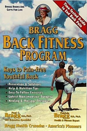 Bragg's Back Fitness Program - 1 book