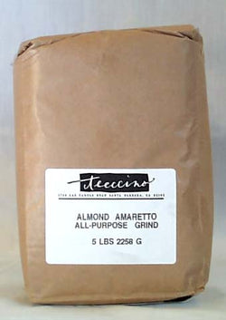 Teeccino Almond Amaretto Herbal Coffee - 5 lbs.