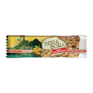 Bora Bora Organic Foods Tribal Cinnamon Oatmeal Bars Natural - 12 x 1.4 ozs.