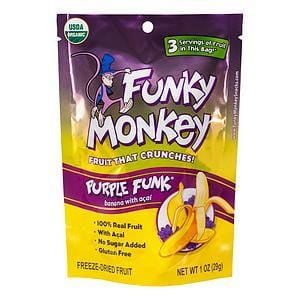 Funky Monkey Purple Funk, Organic - 12 x 1 oz.