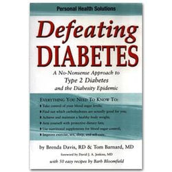 Books Defeating Diabetes - 1 book