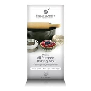 The Pure Pantry All Purpose Baking Mix, Organic, Gluten Free - 6 x 1.4 lbs.