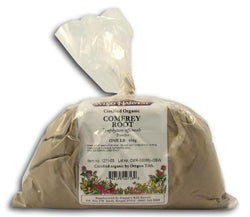 Oregon's Wild Harvest Comfrey Root Powder Organic - 1 lb.