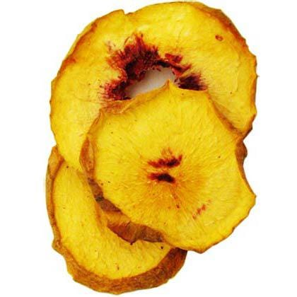 Bella Viva Peaches, Yellow, Dried, Organic - 1 lb.