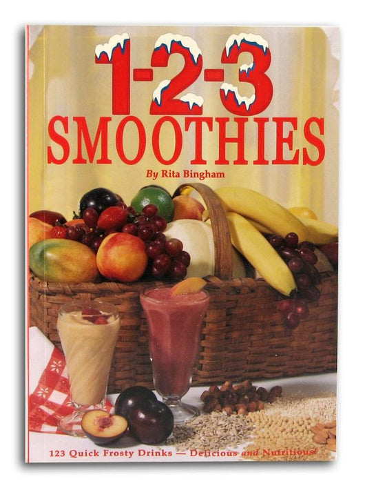 Books 1-2-3 Smoothies - 1 book