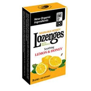 Comvita Propolis Lozenges, Lemon & Honey - 20 ct.