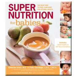 Books Super Nutrition for Babies - 1 Book