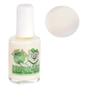 Piggy Paint Nail Polish, Radioactive, Glow in the Dark (Project Earth) - 0.5 ozs.