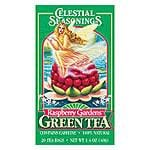 Celestial Seasonings Green Teas Raspberry Gardens