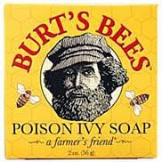 Burt's Bees Natural Remedies Poison Ivy Soap 2 oz.