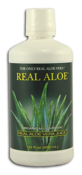 Real Aloe Co. Aloe Vera Juice - 32 ozs.