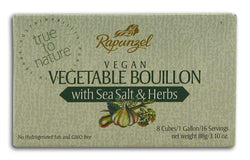 Rapunzel Vegetable Bouillon with Herbs - 12 x 3.1 ozs.