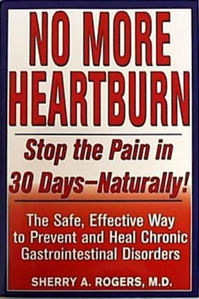 Books No More Heartburn - 1 book