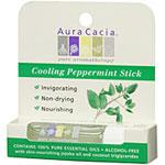Aura Cacia Cooling Peppermint Aromatherapy Stick 0.29 oz. stick