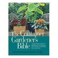 Books Container Gardener's Bible - 1 book