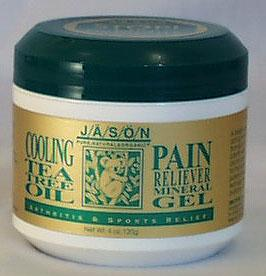 Jason Cooling Mineral Gel Tea Tree Pain Reliever - 4 ozs.