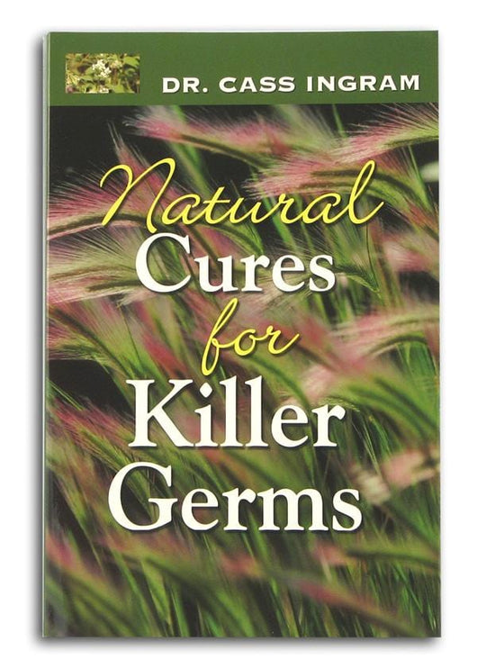 Books Natural Cures for Killer Germs - 1 book