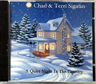 Teeter Tot Records A Quiet Night in the Country - 1 CD