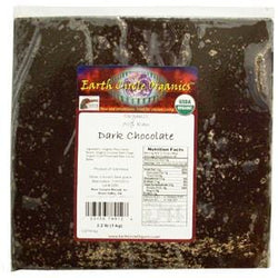 Earth Circle Organics Chocolate, 70% Dark, Raw, Organic - 2.2 lbs.