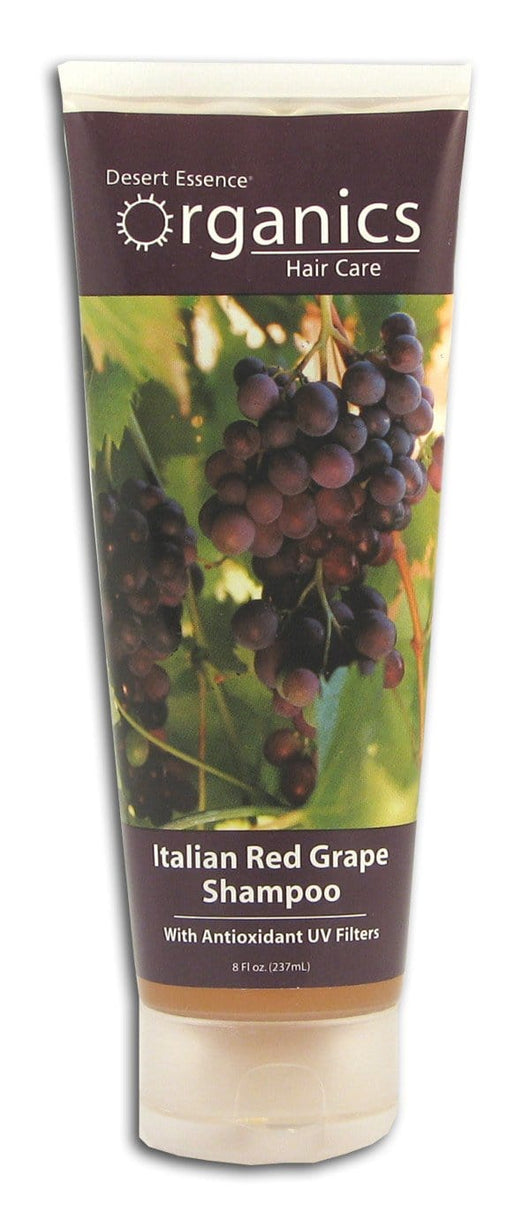 Desert Essence Italian Red Grape Shampoo Organic - 8 ozs.