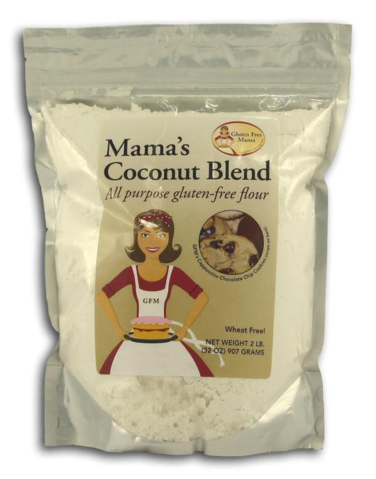 Gluten Free Mama Mama's Coconut Blend (Gluten Free Flour) - 2 lbs.