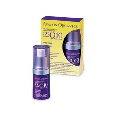 Avalon Active CoQ10 Wrinkle Defense Serum - .55 oz.