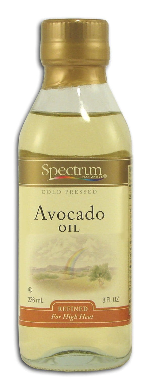 Spectrum Avocado Oil Refined - 8 ozs.