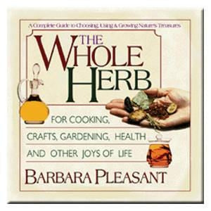 Books The Whole Herb - 1 book
