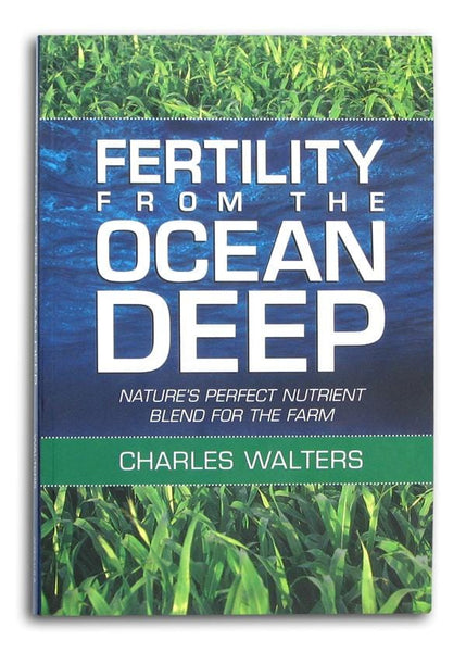 Books Fertility from the Ocean Deep - 1 book