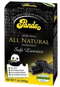 Panda Licorice Chews - 7 ozs.